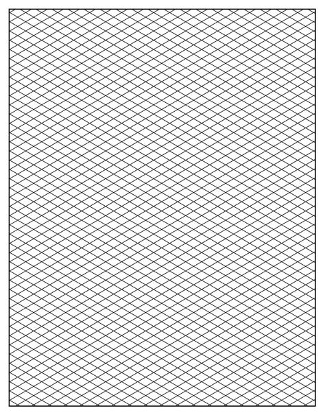 Graph+paper grid Pinterest Graph paper, Isometric grid and - printable grid paper template