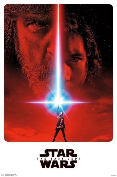 Star Wars The Last Jedi - Teaser Poster Print (22 x 34)