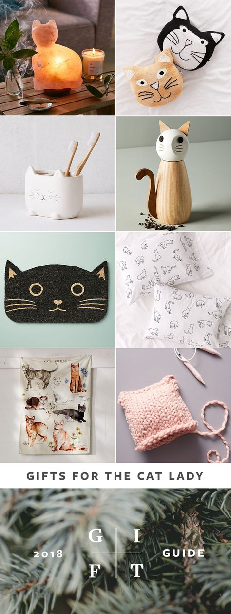 Cat Lady Gift Ideas, Gift Guide for Christmas