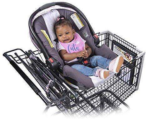 Car Seats Shopping Carts A Dangerous Combo Car Seats Carseat Safety Infant Car Seat Safety