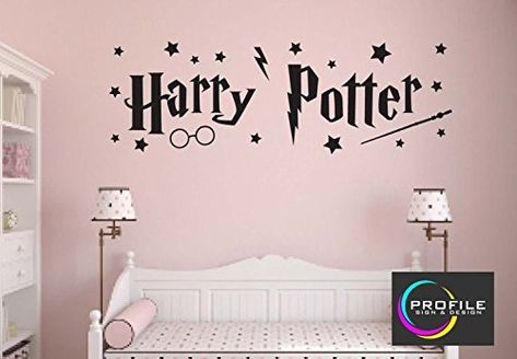 8343dee65ede3d Profilesigns.co Harry PotterSticker mural 1014x330mm | Harry Potter ...