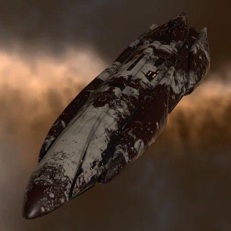 Ashimmu (Blood Raiders Cruiser) - EVE Online ships