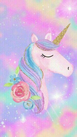 Unicorn 🦄 #unicornwallpaper