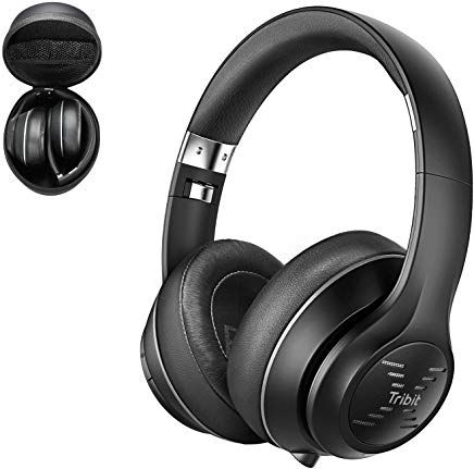 Aufracken Bluetooth Kopfharer Aber Ohr Tribit Xfree Tune Faltbarer Kabellose Hi Fi Stereo Wireless Kopfharer On Ear Mit Perfekte Bass Soft Memory Protein Oh