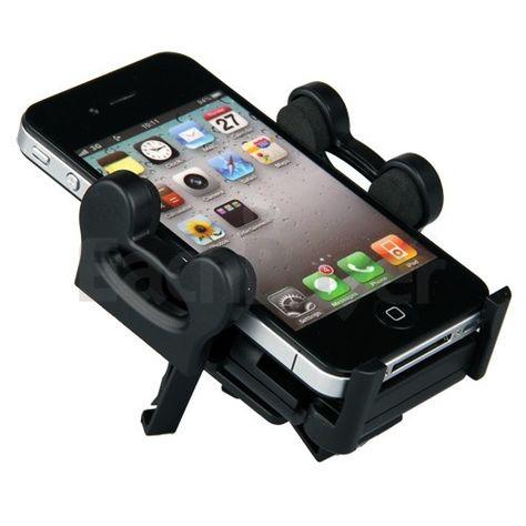 KFZ Auto Halter Halterung Luftloch für iPhone 4 4S 3GS iPod Touch 2G 3G 4G