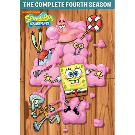 Spongebob Squarepants: The Complete Fourth Season (dvd), Y