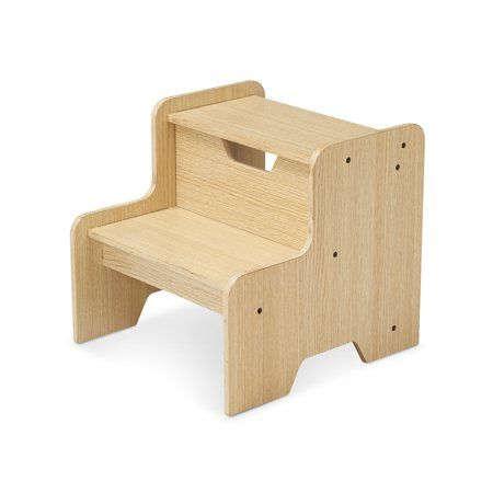Incredible Melissa Doug Step Stool Natural Childrens Furniture In Frankydiablos Diy Chair Ideas Frankydiabloscom