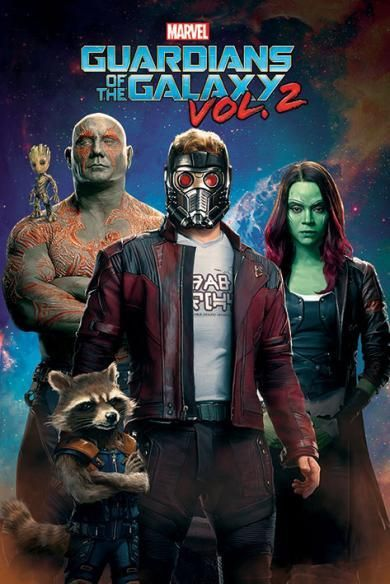 More GUARDIANS OF THE GALAXY Vol. 2 International Character Posters And Promo Images Released