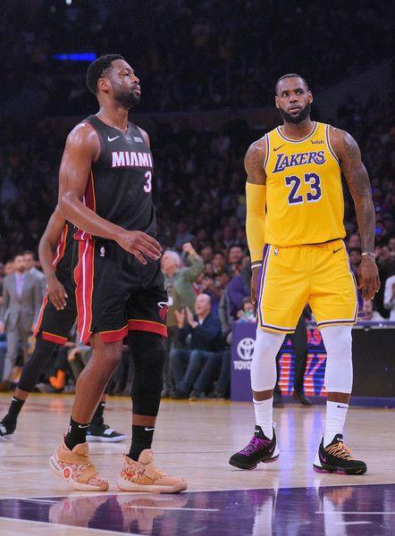 Lebron James Photos Photos Miami Heat V Los Angeles Lakers Lebron James Los Angeles Lakers Lebron