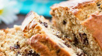 Reese S Peanut Butter Banana Bread Welsh Recipes Healthy Fruit Cake Tea Cakes