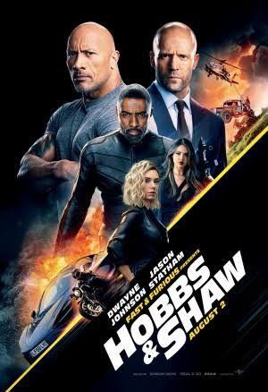 مشاهدة فيلم Fast Furious Presents Hobbs Shaw 2019 مترجم اون لاين Movies To Watch Free Free Movies Online