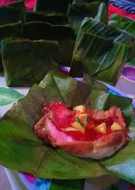 Resep Bongko Roti Tawar Oleh Oknisa Carolina Resep Rotis Resep Pisang