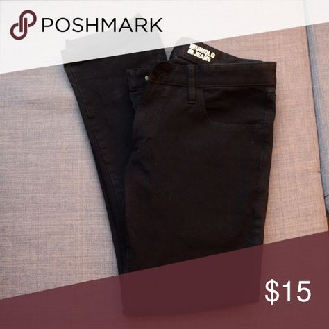 affordable price amazing quality preview of Uniqlo black skinny jeans Men's Cotton spandex uniqlo skinny ...