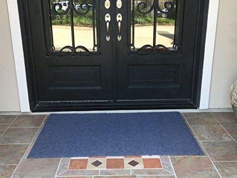 Extra Large Heavy Duty Front Door Mat Outdoor Indoor Entrance Doormat Waterproof Low Profile Entrance Rug Patio Grass Sno Front Door Mats Entrance Rug Door Mat