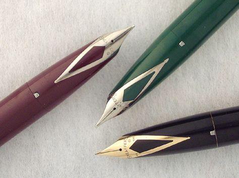 Sheaffer's Pen for men c1959-68. Highly sought after, an a very well-made pen!