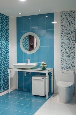 30 Blue Bathroom Ideas 2019 Cool Stylish Bathroom Decor Colors Bathroom Colors Stylish Bathroom