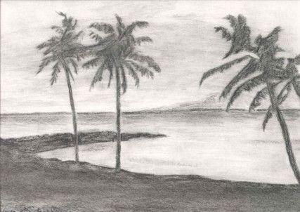 Landscape Drawing Ideas