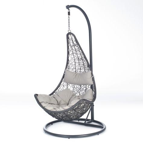 Hangstoel Tuin Intratuin.Intratuin Hangstoel In Standaard Donkergrijs Garden Bedroom