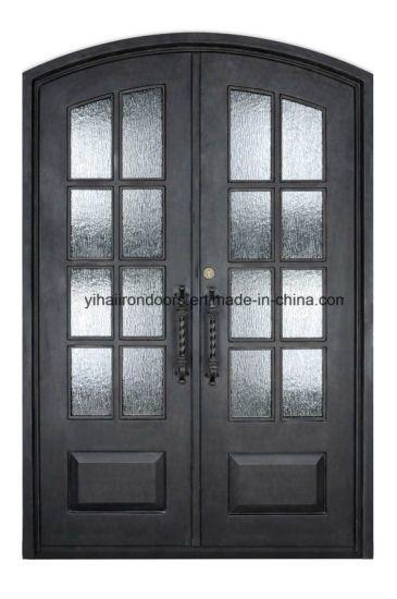 Hand Crafted Metal Double Door Iron Door Iron Doors Double Doors Doors