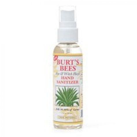 Burt S Bees Hand Sanitizer Aloe Witch Hazel 2oz Burt Sbees