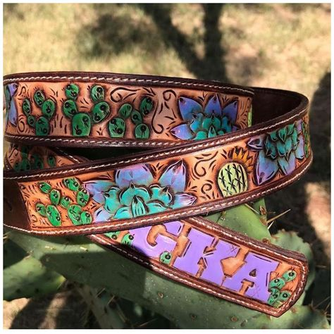Custom Leather Belts, Leather Jewelry, Vintage Leather, Leather Craft, Custom Belts, Handmade Leather, Cowgirl Belts, Western Belts, Leather Tooling