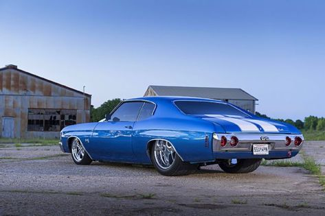 1972 Chevelle. Check out Facebook and Instagram: @metalroadstudio Very cool!