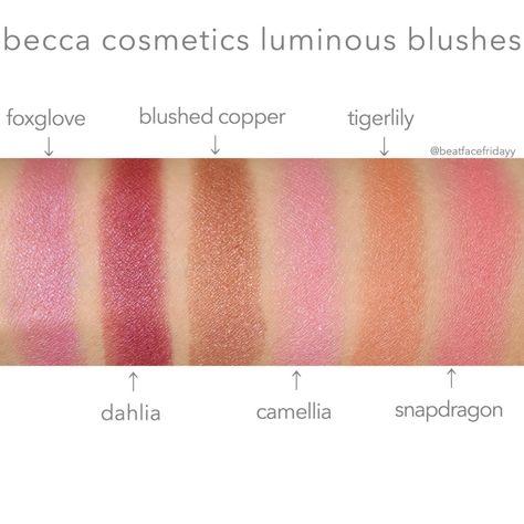 Luminous Blush by BECCA #11