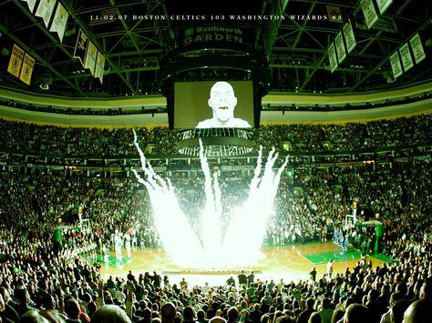 Boston Celtics Art Td Garden Boston Pictures   Boston Celtics Art Td ...