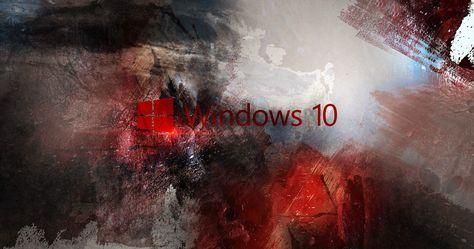 Microsoft Windows 10 Logo 4k Ultra Hd Wallpaper