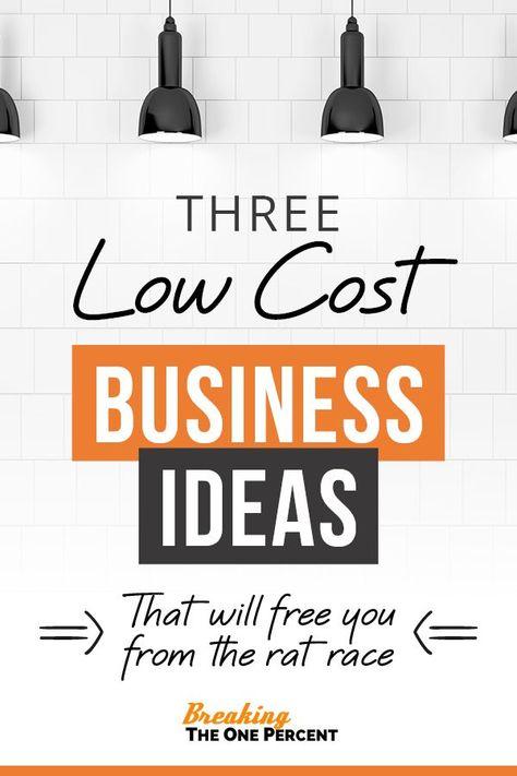 40 Low-Cost Business Ideas for Beginner Entrepreneurs