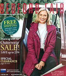 Bedford Fair Catalog | Clothing catalog
