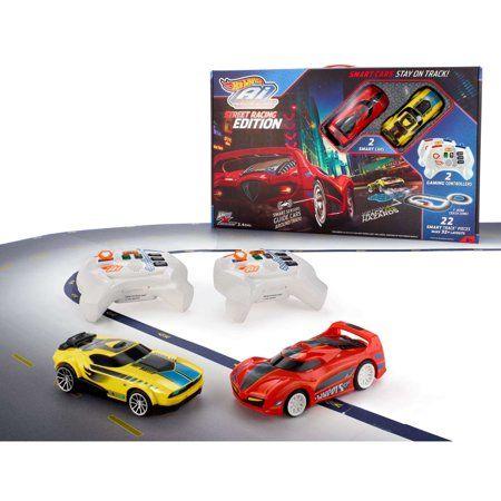 Hot Wheels Ai Starter Set Street Racing Edition Track Set Walmart Com In 2021 Hot Wheels Street Racing Hot Wheels Track