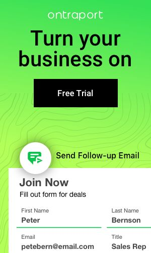 Free 14 Day Free Trial of Ontraport