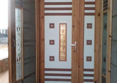 Big And Small Double Door Home Door Design Door Design Wood Room Door Design