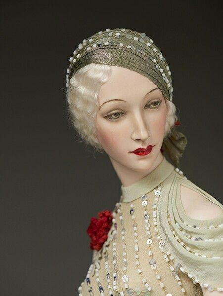 Alexandra koukinova _ Art Doll