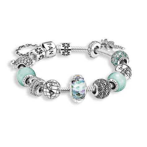 chaine bracelet pandora
