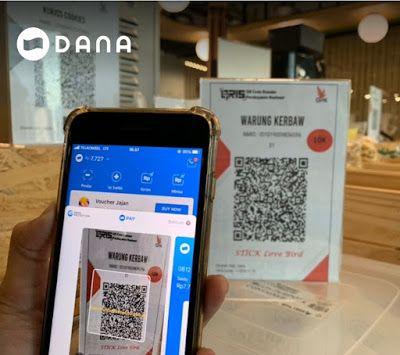 Qris Dari Dana Dompet Digital Indonesia Di 2020 Dompet Indonesia Kartu