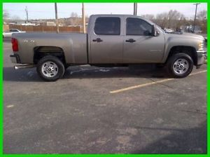 Chevrolet Silverado 2500 Diesel Crew Cab 4x4 With Warranty 2013