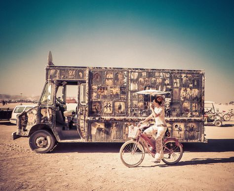 Most wonderful truck I've ever seen from #treyratcliff at www.StuckInCustom... - all images Creative Commons Noncommercial.