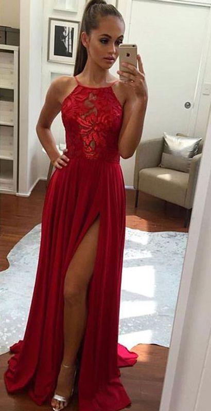 abd0e26dfb8a prom dresses, long prom dresses, red prom dresses, high split split prom  dresses, long prom dresses, modern prom dresses, fashion prom dresses,  elegant prom ...