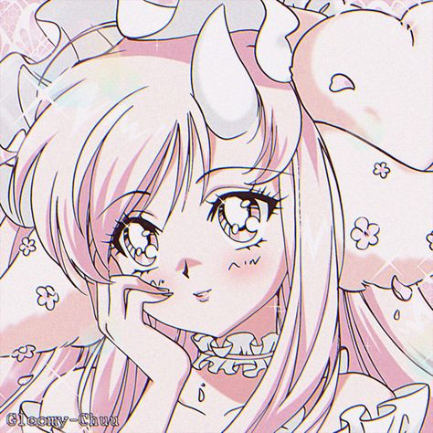 Peachumilk by MroczniaK on DeviantArt Cute Anime Pics, Awesome Anime, Profile Pictures, Art Pictures, Anime Art Girl, Anime Girl Pink, 90 Anime, Hipster Background, Cute Anime Character