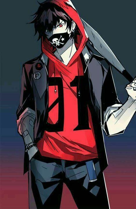 Mentahan Cover Wattpad Dark Anime Dark Anime Guys Cool Anime Guys