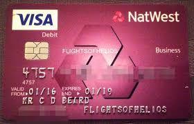 Natwest Credit Card Activation Credit Card Services Credit Card Online Debit Card