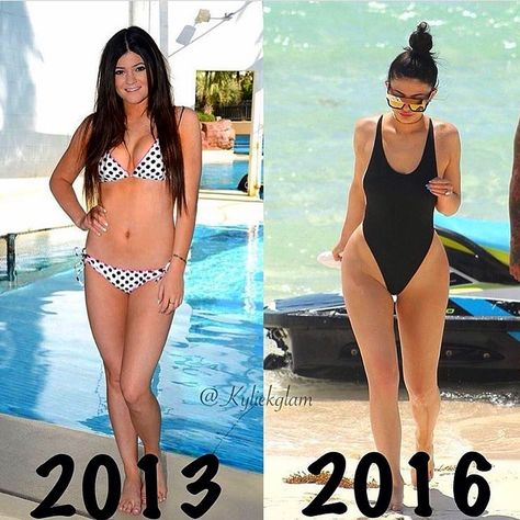 """Created With Love🔰 on Instagram: """"This type of puberty is called MONEY💰 💴 💵  #kyliejenner . •..."""
