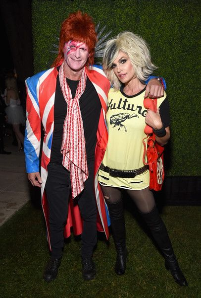 Cindy Crawford And Rande Gerber The Best Celebrity Halloween Costume Celebrity Couple Costumes Celebrity Halloween Costumes Best Celebrity Halloween Costumes