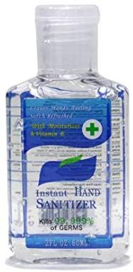 Amazon Com Miyasudy Disposable Hand Sanitizer Gel Containing 75