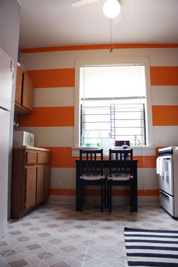 How cool would this look on one of the walls in my apt with the orange?