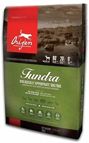 Orijen Tundra Biologically Appropriate Dry Dog Food 13 2 Lb Bag
