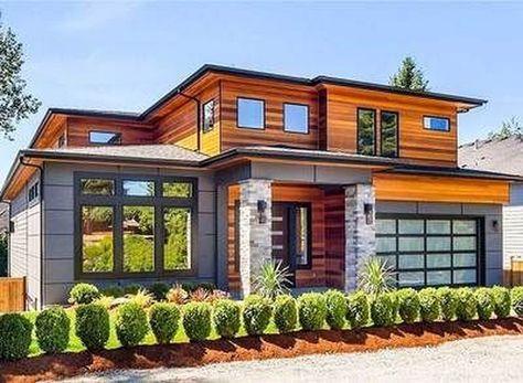 20 Stunning Italian House Design Ideas Style Modern Prairie House Prairie Style Houses Modern House Design