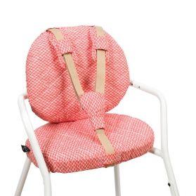 Coussins Pour Chaise Haute Tibu Diamond Red Coussin Chaise